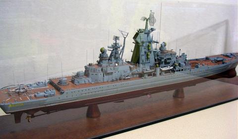 キーロフ級ミサイル巡洋艦の画像 p1_6